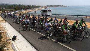 Mersin Caretta Bisiklet Festivali tamamlandı
