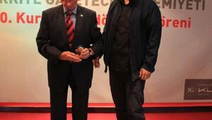 TGC Başkanı Olcayto: Gazeteciliğin onuru için mücadele veriyoruz