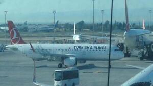 Atatürk Havalimanında radar arızası