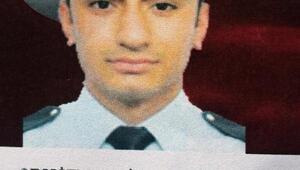 Şehit polis için Ataşehir İlçe Emniyet Müdürlüğünde tören