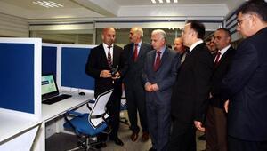 Atatürk Üniversitesine Pte Academic Sınav Merkezi