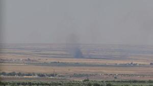 IŞİD hedeflerine, koalisyon uçaklarından hava bombardımanı
