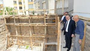 Vali Özdemir, Uzunköprü de cami açılışına katıldı