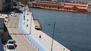 İzmirde pazartesi yeni sıcaklık rekoru bekleniyor