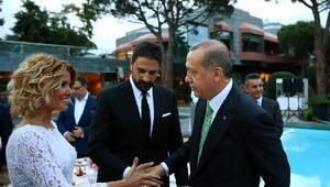 (FOTOĞRAFLARLA) Cumhurbaşkanı Erdoğan, Fatih Terim ve Ardaya sahip çıktı (Geniş haber)