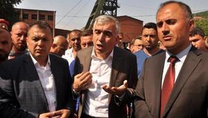 TTK Karadon Müessesesinin özelleştirileceği iddiasına madenciden tepki