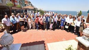 CHPli belediyeler İzmirde buluştu