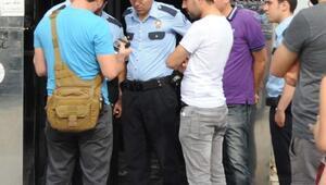 Fotoğraflar // Rusya Vize Hizmetleri Merkezinde şüpheli paket alarmı