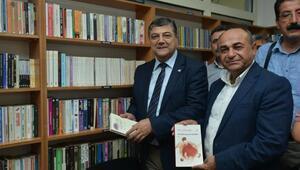 Çiğli'ye Barış Kütüphanesi