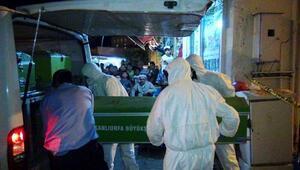 Şanlıurfa'da Suriyeli kadının cesedi bulundu