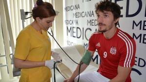 Sivasspora sağlık kontrolu