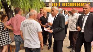 Madenci, özelleştirmeye karşı halktan destek istedi