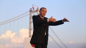 Erdoğan: Terör örgütlerinin önümüze bariyer kurmalarına izin vermeyeceğiz