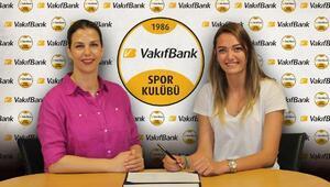 VakıfBank, milli oyuncu Özgenuru kadrosuna kattı