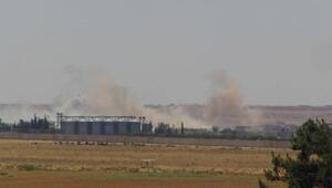 Sınırda IŞİD ile muhalifler arasında çatışmalar sürüyor