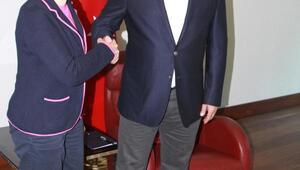 Unesco Genel Direktörü İstanbulda