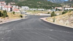 TOKİ, asfaltımız hayırlı olsun