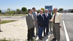 Bursa'da Çetin Emeç Bulvarı açıldı