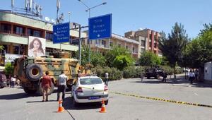 PKK, karakol ve üs bölgesine saldırdı: Anne ile oğlu yaralı (2)