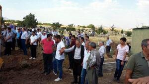 Helikopter açılan ateşle ölen vatandaş Diyarbakırda toprağa verildi