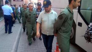 Kayseri'de izinsiz askeri uçak kaldıran 48 subay ve astsubay tutuklandı - ek fotoğraf