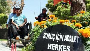 HDP'li Yüksedağ: Suruçtaki karanlık el açığa çıkmazsa, Türkiyede darbe bertaraf edilmeyecektir