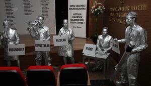 Basın Özgürlüğü Ödülü Türk basınına