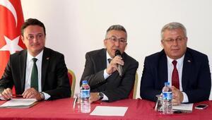 Burdurda siyasi partiler ve STKlardan ortak deklarasyon