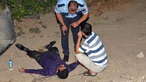 Polisten yaralı gence; Sakın uyuma, bizimle konuş