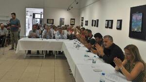 Ayvalık Belediye Meclisinden darbeye karşı bildiri