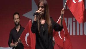 İstanbulda Demokrasi Nöbeti