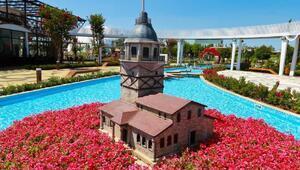 Expoya özel Kız Kulesi