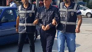 Bolu eski valisi Özçimen tutuklandı