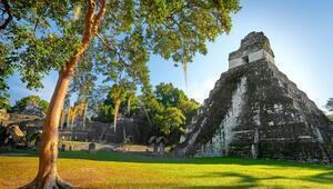 Maya uygarlığının kalbi: Guatemala
