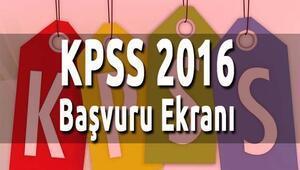 KPSS başvuruları için son hafta (KPSS başvurusu yaparken bunlara dikkat)