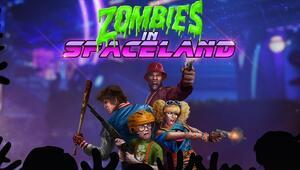 Call of Duty: Infinite Warfaree Zombies in Spaceland modu geliyor