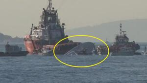 Denizde korkunç kaza Sahil Güvenlik botu battı