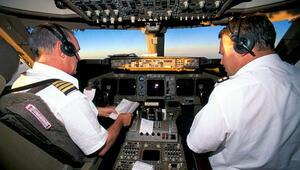 Pilotlara sefer görev emri