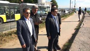Vali Vasip Şahin alabora olan botla ilgili açıklama yaptı