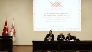 YÖK Başkanı Saraçtan büyükelçilere eğitim aksamayacak mesajı