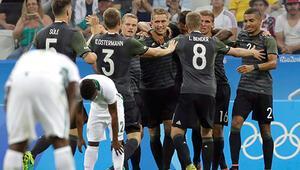 Rioda Almanya finalde