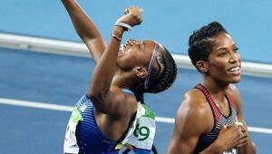 Rio 2016da ABDlilerin gecesi