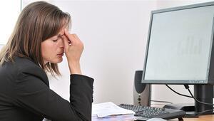 Bilgisayar ekranı göz yorgunluğu yapıyor