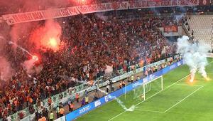 PFDKden Galatasaraya ceza yağdı