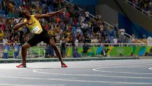 Rioda 200 metre yarışında altın madalya Boltun