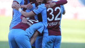 Trabzonsporda hedef ilk maçta galibiyet