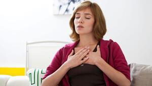 Çocuk gibi nefes almak kaygıdan koruyor
