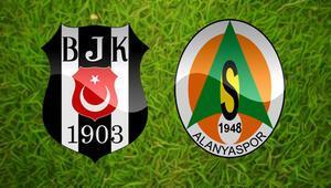 Beşiktaş Alanyaspor maçı ne zaman saat kaçta