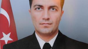 Sahil Güvenlik botu kazasında şehit olan Üsteğmen,  Karamanda toprağa verildi