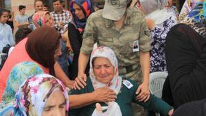 Ordulu şehit uzman çavuş, gözyaşlarıyla son yolculuğuna uğurlandı
